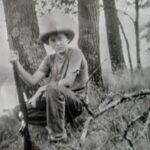 Dad-in-woods